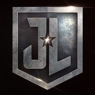 Логотип фильма Лига Справедливости (2017)