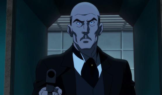 Альфред в мультике Бэтмен: Дурная кровь