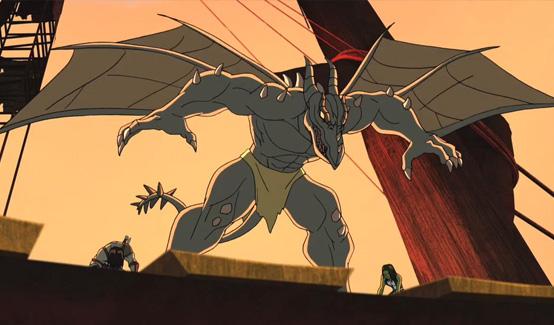 Саурон в мультсериале Халк и агенты СМЭШ