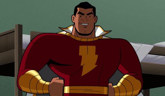 Капитан Марвел в мультсериале Бэтмен: Отважный и смелый