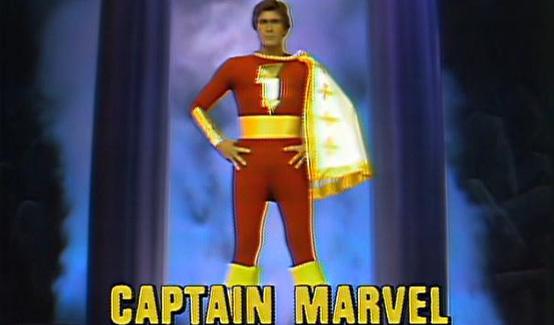 Капитан Марвел в Легенды супергероев