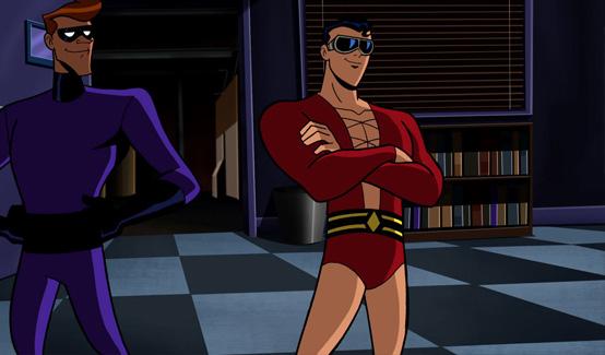 Пластикмэн в мультсериале Бэтмен: Отважный и смелый