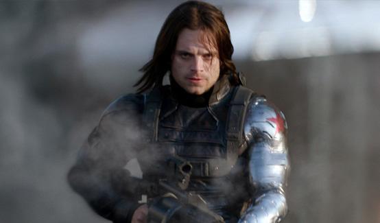 Зимний солдат в фильмах про Первого Мстителя