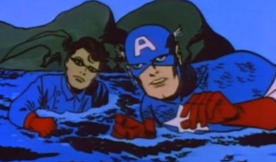 Баки в мультсериале Супергерои Marvel