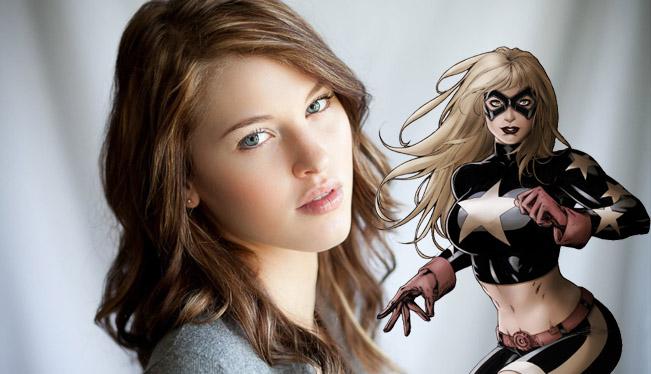 Сара Грей исполнит роль Старгёрл во 2-ом сезоне, Легенд завтрашнего дня