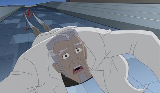 Тинкерер в мультсериале Грандиозный Человек-Паук