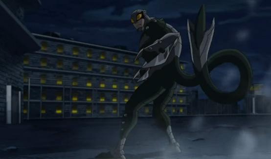 Скорпион в мультсериале Совершенный Человек-Паук