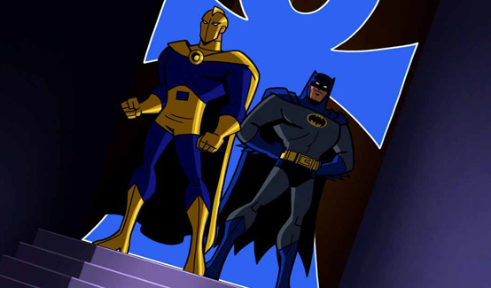 Доктор Фэйт в мультсериале Бэтмен: Отважный и смелый