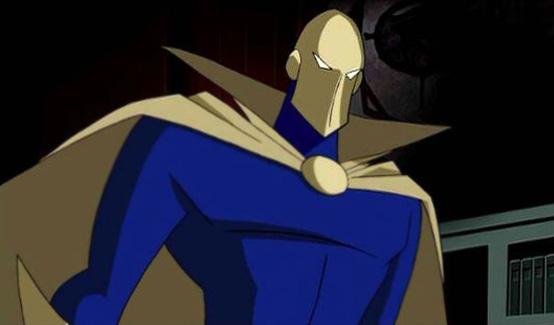 Доктор Фэйт в мультсериале Лига справедливости