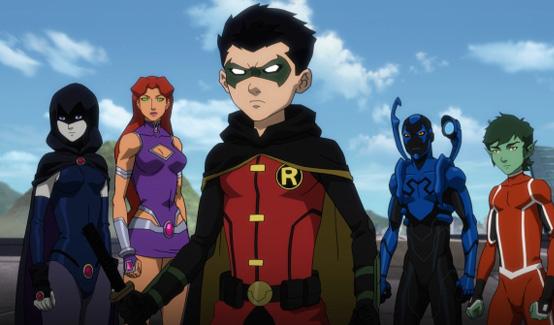 Робин в фильмах про Бэтмена