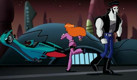 Лобо в мультсериале Легион Супергероев
