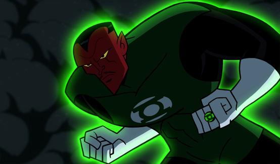Синестро в мультсериале Бэтмен: Отважный и смелый