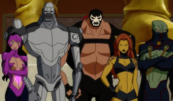 Металло появляется в Лига Справедливости: Гибель