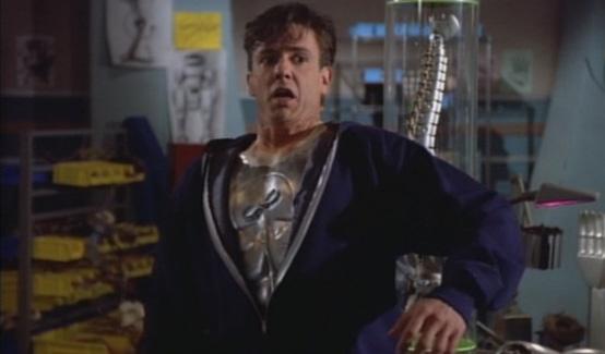 Металло появляется в Лоис и Кларк Новые приключения Супермена