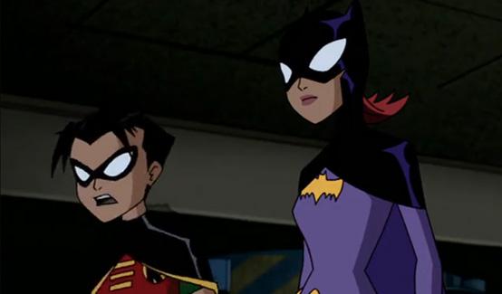 Бэтгёрл в мультсериале Бэтмен (2004 год)