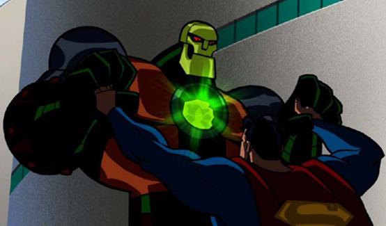 Металло в мультсериале Бэтмен Отважный и смелый
