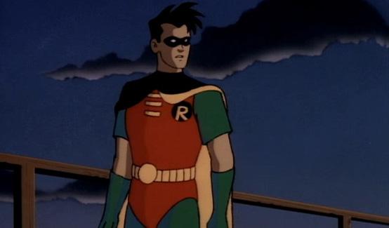 Робин в мультсериале Бэтмен