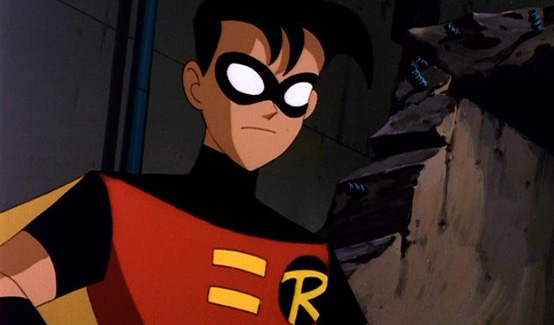 Робин в мультсериале Новые приключения Бэтмена