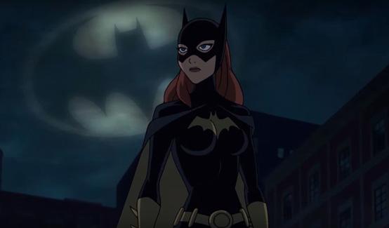Бэтгёрл появляется в Бэтмен: Убийственная шутка