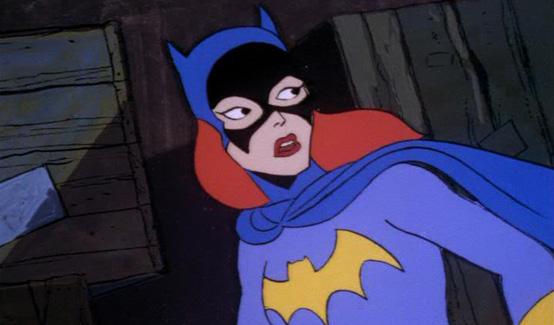 Бэтгёрл в мультсериале Новые приключения Бэтмена (1977 год)