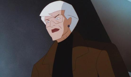 Барбара Гордон в мультсериале Бэтмен будущего