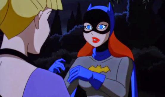 Барбара Гордон появляется в Бэтмен и Мистер Фриз