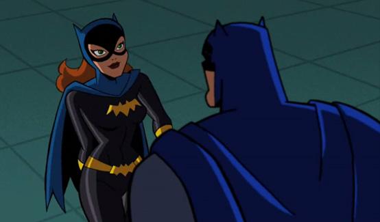 Бэтгёрл в мультсериале Бэтмен: Отважный и смелый