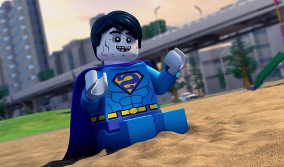 Бизарро появляется в LEGO супергерои DC: Лига справедливости против Лиги Бизарро