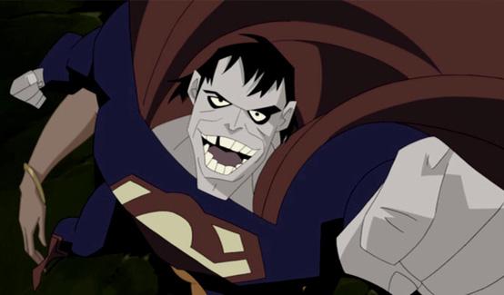 Бизарро в мультсериале Лига справедливости