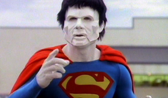 Бизарро появляется в Супербой