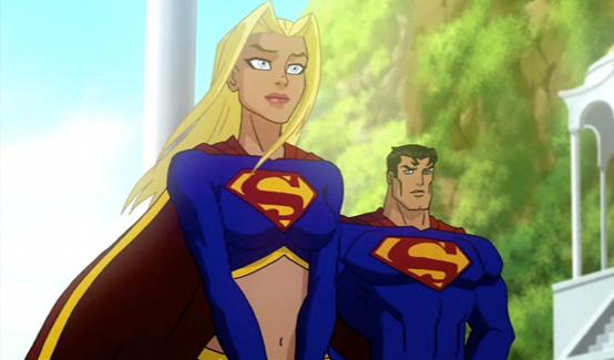Супергёрл в Супермен/Бэтмен: Апокалипсис