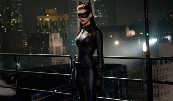Женщина-кошка в Тёмный рыцарь: Возрождение легенды (2012)