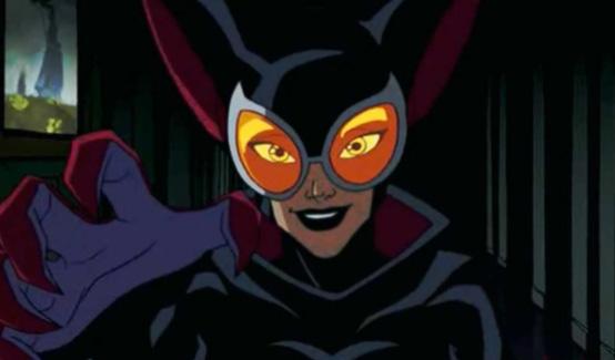 Женщина-кошка в мультсериале Бэтмен (2004)