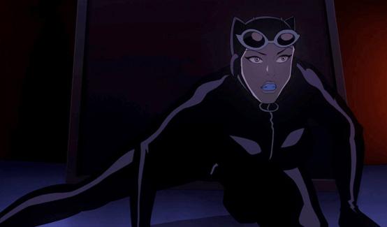 Женщина-кошка появляется в Витрина DC: Женщина-Кошка