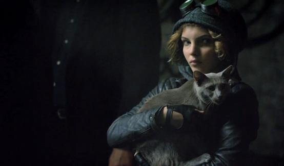 Женщина-кошка в сериале Готэм