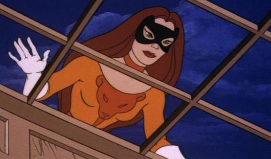 Женщина-кошка в мультсериале Новые приключения Бэтмена (1977 год)
