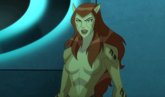 Гепарда появляется в Безграничный Бэтмен: Животные инстинкты