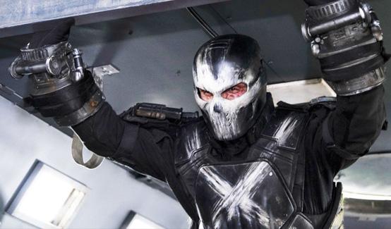 Кроссбоунс появляется в Первый мститель: Противостояние