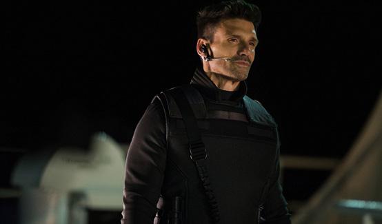 Брок Рамлоу в Первый мститель: Другая война