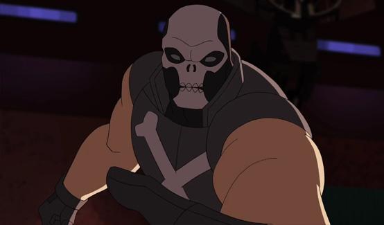 Кроссбоунс в мультсериале Мстители, общий сбор