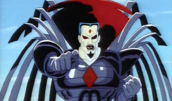 Злыдень в мультсериале Люди Икс (1992 год)