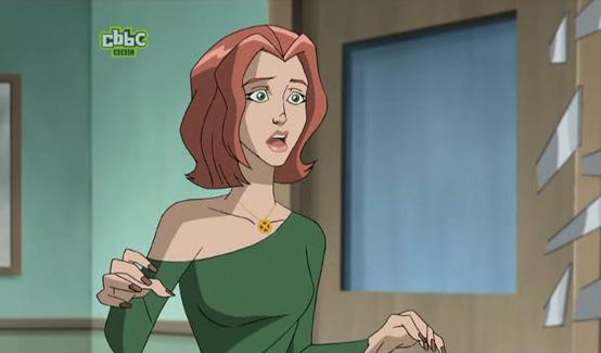 Джина Грей в мультсериале Росомаха и Люди Икс