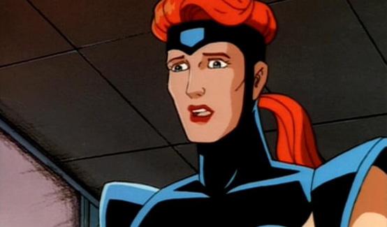 Джина Грей в мультсериале Люди Икс