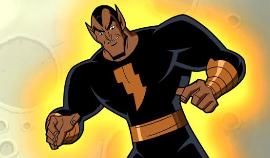 Чёрный Адам в мультсериале Бэтмен: Отважный и смелый