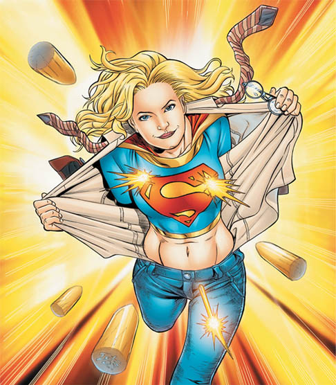 Супергёрл (Supergirl)