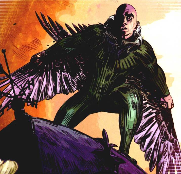 Стервятник (Vulture)