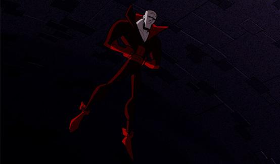 Мертвец в мультсериале Бэтмен: Отважный и смелый