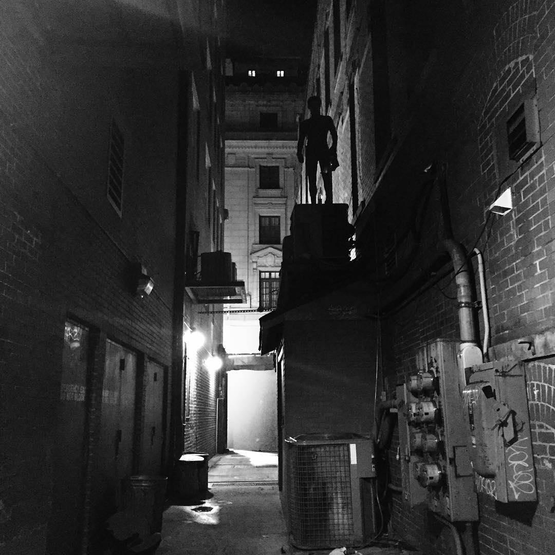 Фото со съёмок Человек-паук: Возвращение домой
