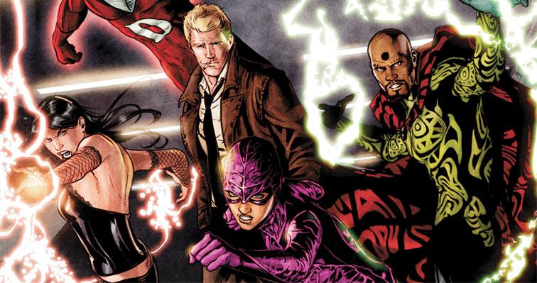 Тёмная Лига Справедливости (Justice League Dark)