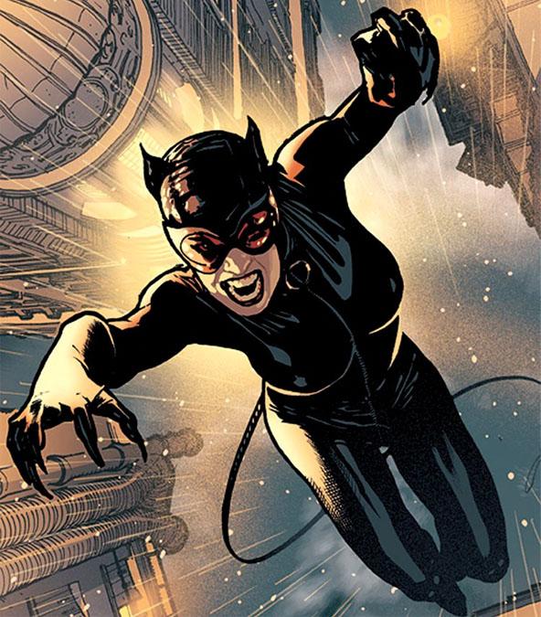 Женщина-кошка (Catwoman)